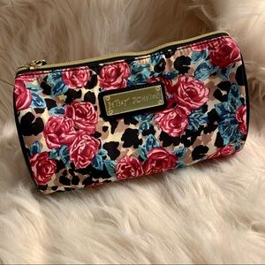Betsey Johnson Cosmetic Bag/Purse